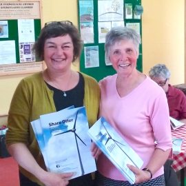 Local promotion for Grannell Community Energy