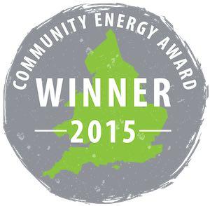 2015 Community Energy Champion