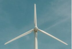 Prouts Park turbine blades
